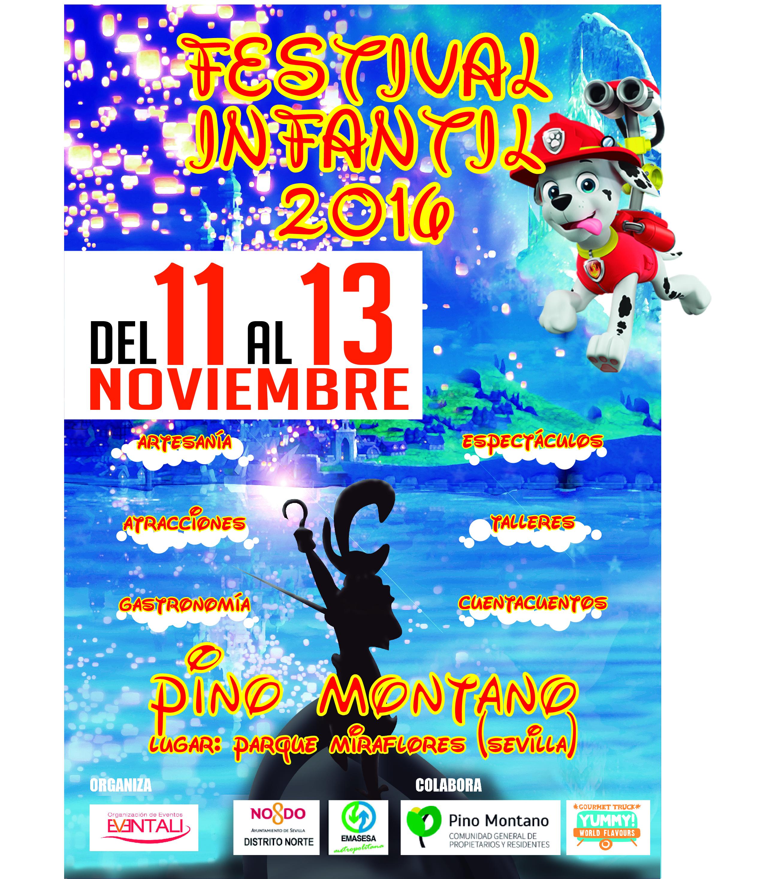 II Festival Infantil de Pino Montano