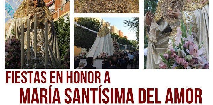 Fiestas en Honor a María Santísima Del Amor