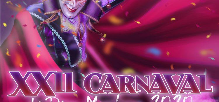 Presentación Cartel XXII Carnaval de Pino Montano 2020 / Concurso Disfraces / Programación