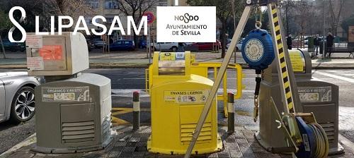 Puesta en marcha sistema de recogida neumática en Pino Montano